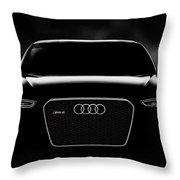 Audi Rs5 Throw Pillow