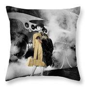 Audrey Hepburn 7 Throw Pillow