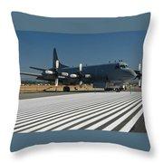 Lockheed Cp-140 Aurora Throw Pillow
