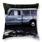 Austin Healy Cool Throw Pillow