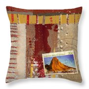 Australia Antarctic Territory Throw Pillow