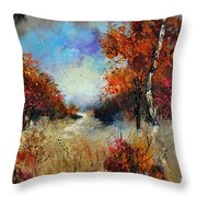 Autumn 5641 Throw Pillow