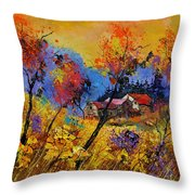 Autumn 884101 Throw Pillow