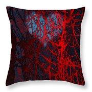 Autumn-crisp And Bright Throw Pillow