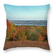Autumn Glory Throw Pillow