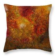 Autumn Glow - Wip Throw Pillow
