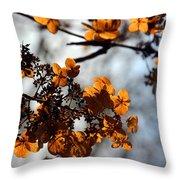 Tardiva Hydrangea Throw Pillow
