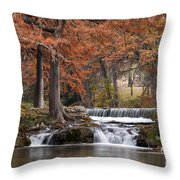 Autumn Idyll Throw Pillow