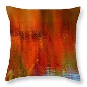 Autumn Throw Pillow