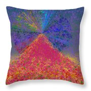 Autumn Night Throw Pillow