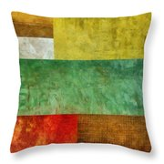 Autumn Study 2.0 Throw Pillow