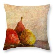Autumn Trio  II Throw Pillow