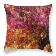 Autumn Xvii Throw Pillow
