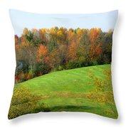 Autumnal Beauty Throw Pillow