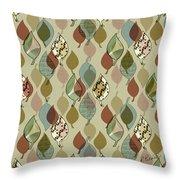 Autumnal Folly Throw Pillow