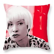 Ava Three Throw Pillow