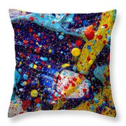 Available Space Throw Pillow
