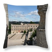 Avigon View Throw Pillow