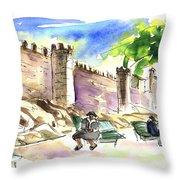 Avila 02 Throw Pillow
