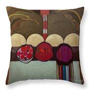 Avot V'imahot Throw Pillow