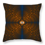 Awakening Throw Pillow