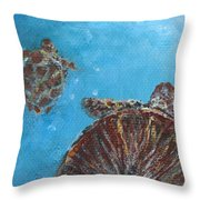 Awakening To Opportunities Throw Pillow