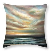 Away Throw Pillow