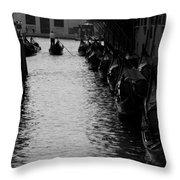 Away - Venice Throw Pillow