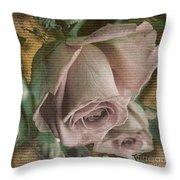 Awe Throw Pillow by Yanni Theodorou