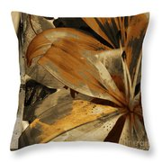 Awed IIi Throw Pillow