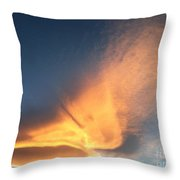 Awesome Cloud Throw Pillow