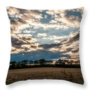 Awesome Sky Throw Pillow