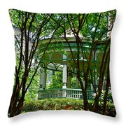 Awesome Victorian Porch Throw Pillow