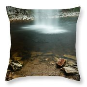 Awosting From The Heavens Throw Pillow