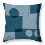 Axiom Throw Pillow