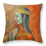Axooxco Throw Pillow by Lilibeth Andre
