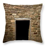 Aztec Passage Throw Pillow