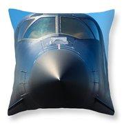 B-1 Bomber Throw Pillow