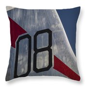 B-45a Tornado Bomber Throw Pillow