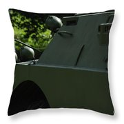 B R D M - 2 Throw Pillow