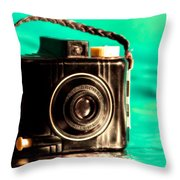 Baby Brownie Special Throw Pillow