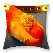 Baby Pepper Throw Pillow