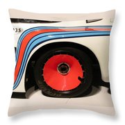 Baby Wheel Throw Pillow
