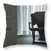 Baby's High Chair Throw Pillow