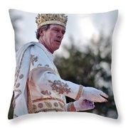 Bacchus 2014 Throw Pillow