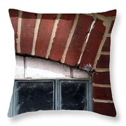 Back East 2 Throw Pillow