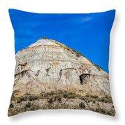 Badlands 29 Throw Pillow