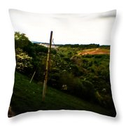 Bakewell Country Throw Pillow
