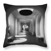 Balboa Park Elements Throw Pillow