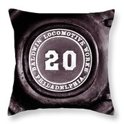 Baldwin 20 - Toned Throw Pillow